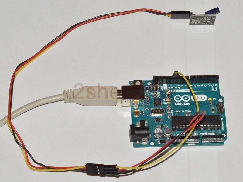 Механические датчики для Arduino