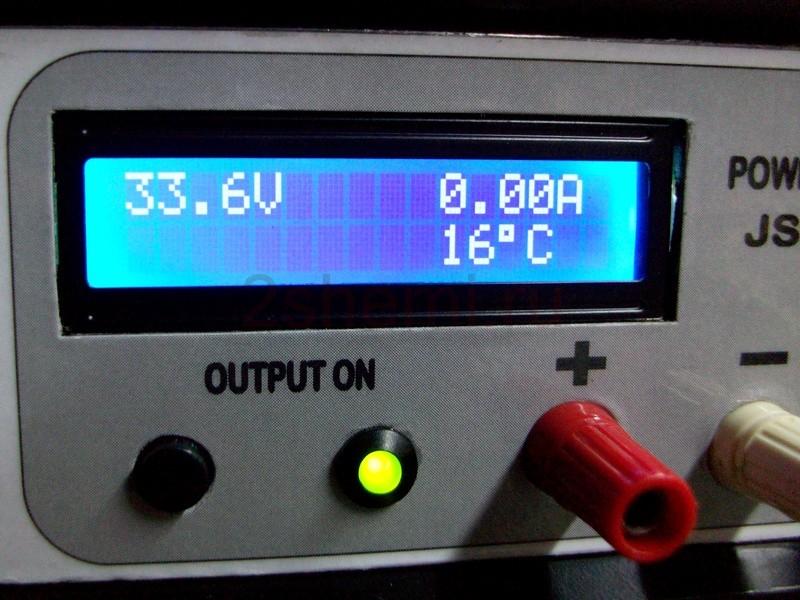 Регулируемый блок питания 30V 5A
