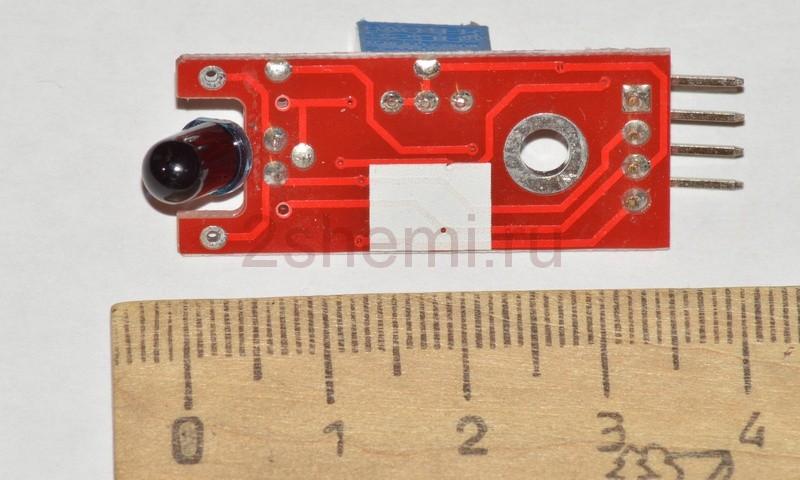 Оптические датчики для Arduino