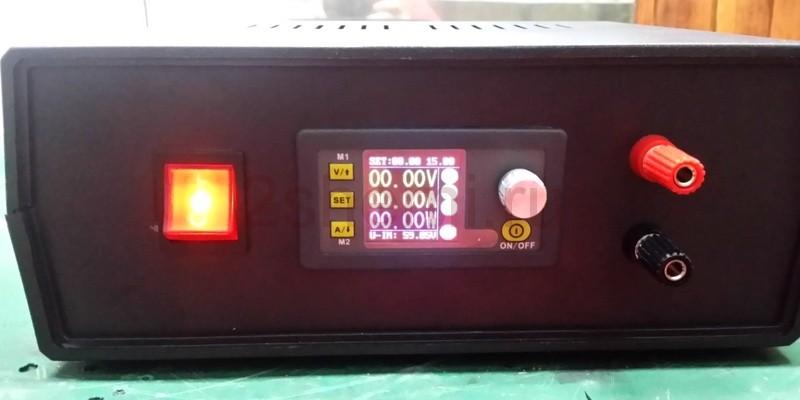 Модуль блока питания регулируемый на 0-50V 0-15A
