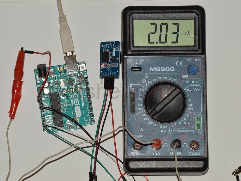 Часы реального времени - модуль для Arduino