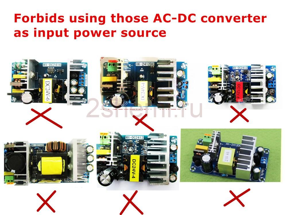 Модули БП DP50V5A, DP30V5A, DPS3003, DPS3005, DPS3012 и DPS5015