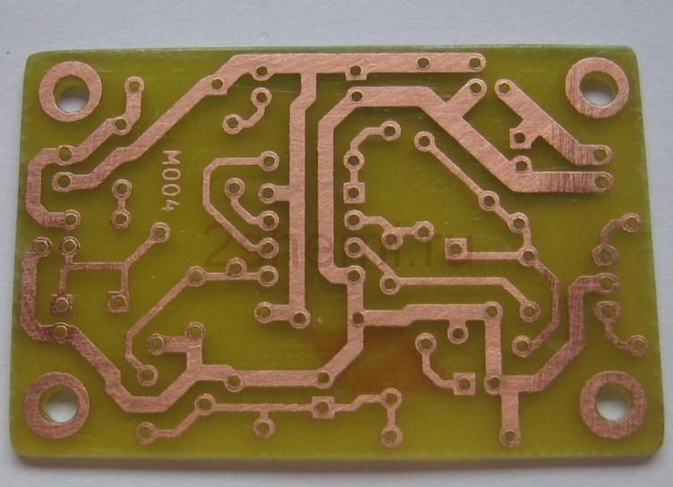 Детектор аудио сигнала для включения по звуку