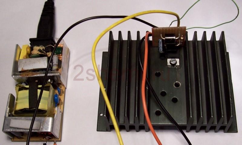 Правильная схема и плата для стабилизаторов на микросхемах LM317, LM337, LM350