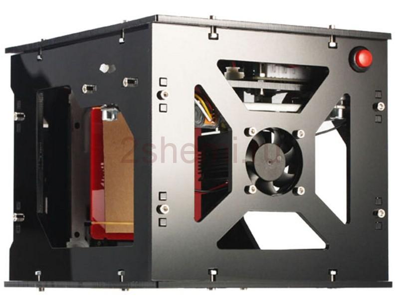 Лазерный гравировальный мини станок с ЧПУ
