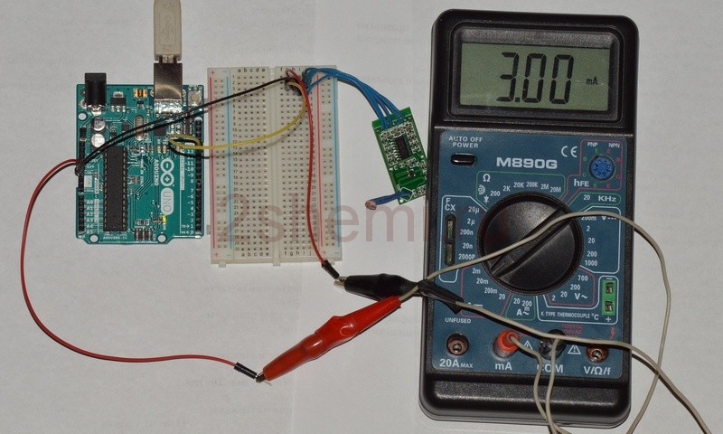 Микроволновый датчик движения: схема и подключение к Ардуино