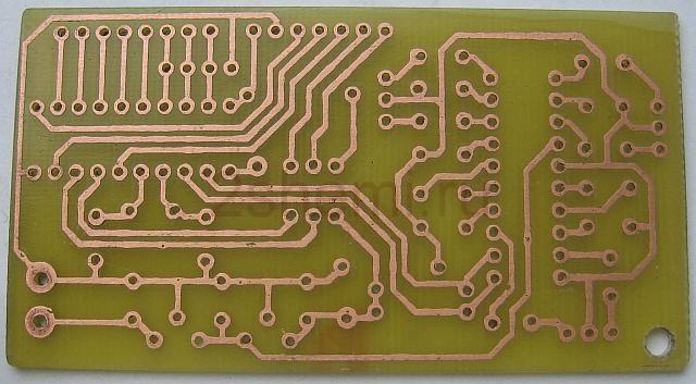 Цифровой предварительный аудио усилитель с микроконтроллером