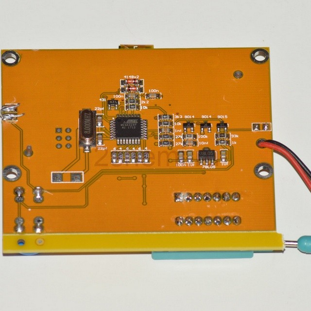 Цифровой тестер радиоэлементов