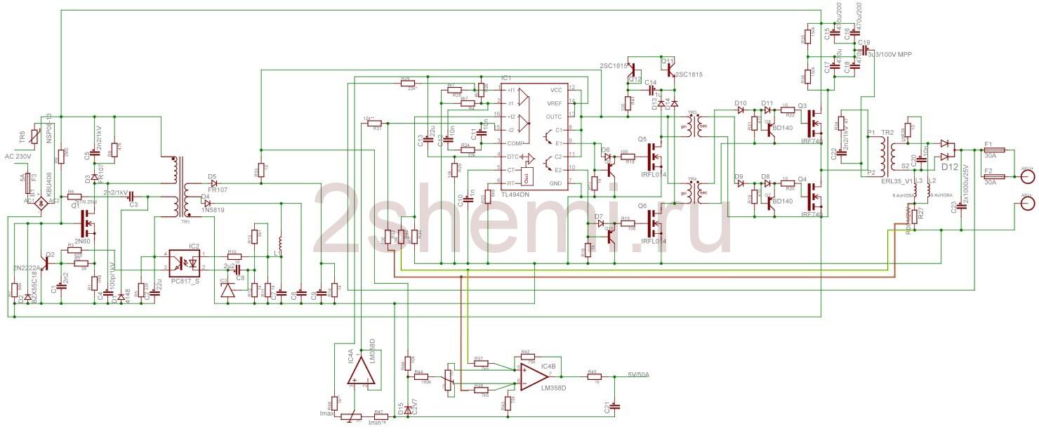 Как сделать зарядное устройство из компьютерного БП АТХ