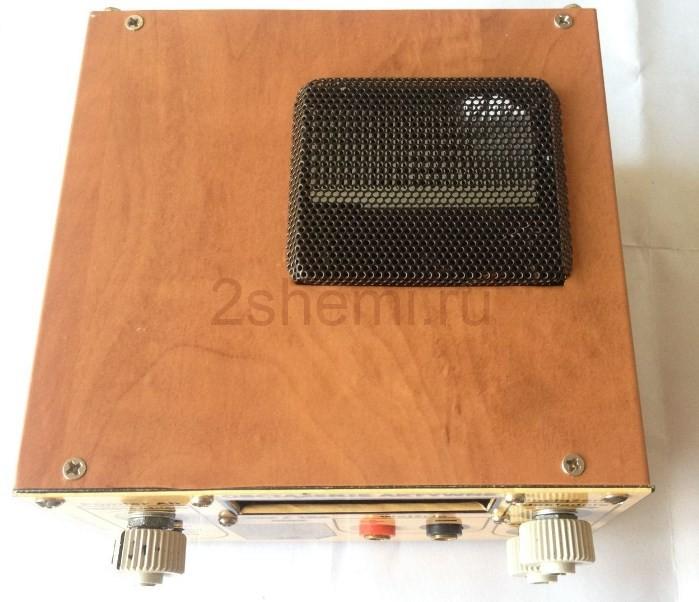 Активная нагрузка с измерением емкости аккумулятора