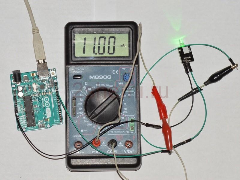 Устройства вывода информации для Arduino