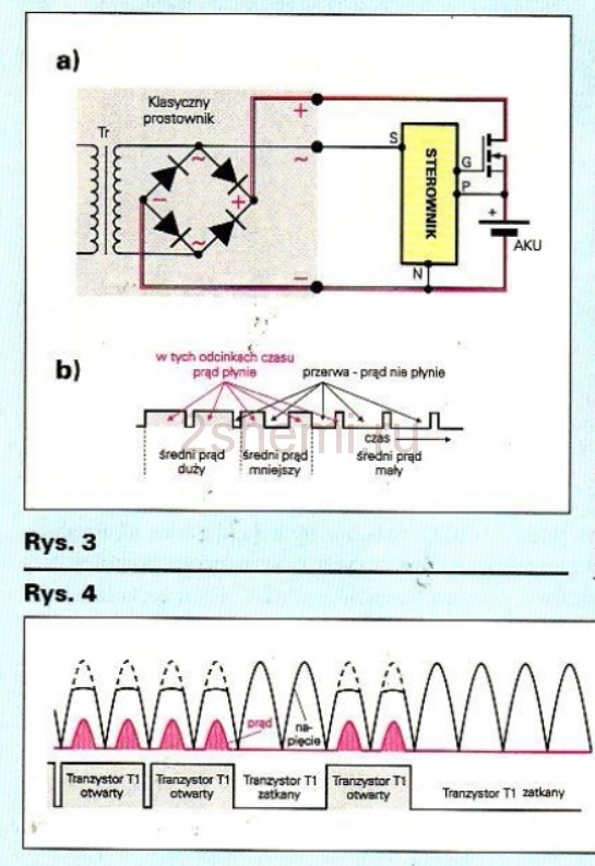 Схема автомобильного зарядного устройства