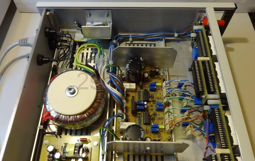 Блок питания на ОУ с регулировкой выходного напряжения и тока