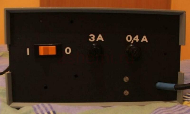 Регулируемый блок питания 0-50 вольт