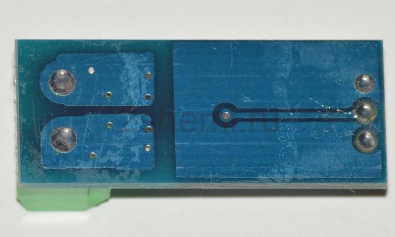 Датчик тока для Ардуино ACS712
