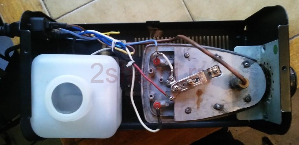 Дымогенератор для дома или авто своими руками