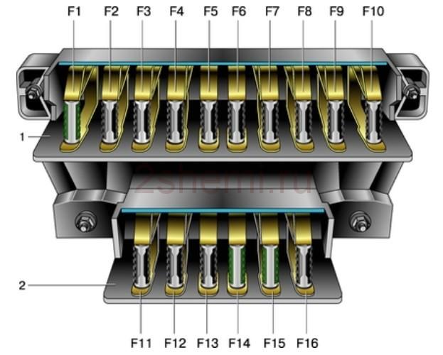 Схема ВАЗ-2106