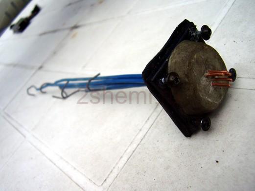 Датчик с индикатором уровня жидкости омывателя авто