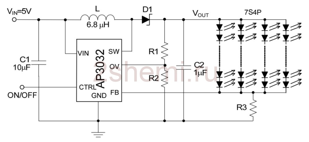 Как от USB получить 12 вольт - инвертор 5/12 В