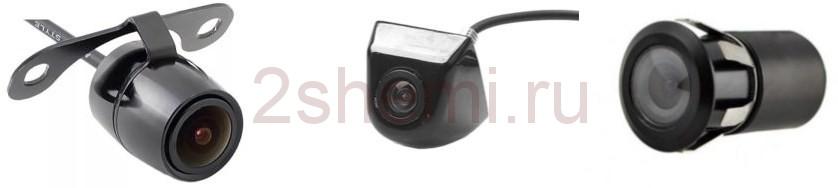 Распиновка проводов камеры заднего вида авто