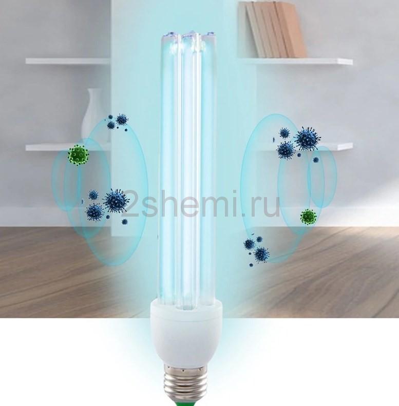 Лампа ультрафиолетовая бактерицидная для дома: отзывы и испытания