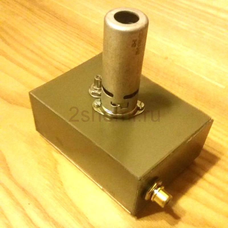Ламповый передатчик на FM диапазон 88-108 МГц