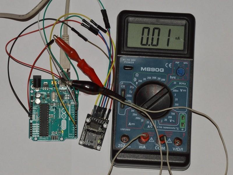 MicroSD шилд - модуль микро-сиди карты для ардуино