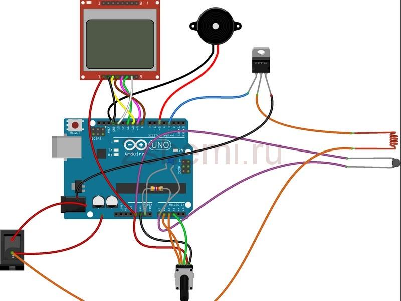 Мини паяльная станция USB своими руками