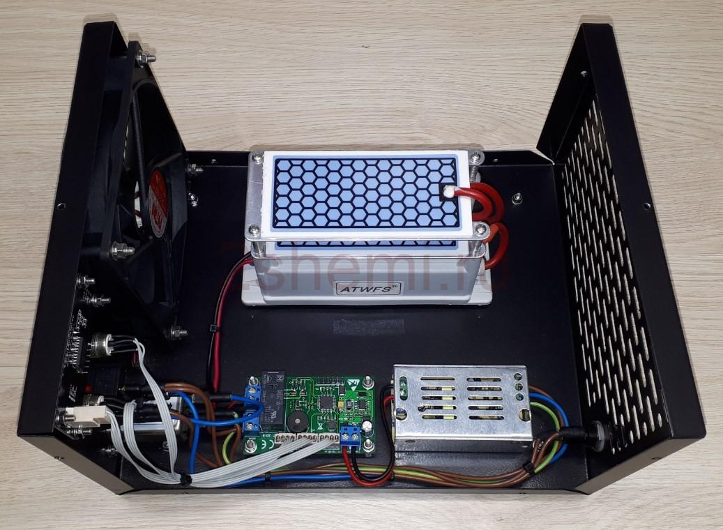 Озонатор воздуха своими руками (для дома или авто)