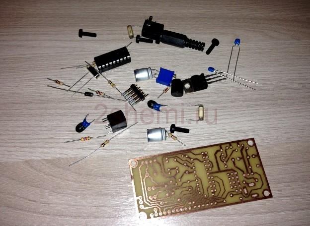 Самодельный измеритель конденсаторов и дросселей