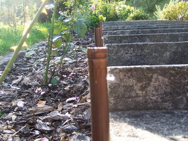 Автоматическое освещение для ступенек и лестниц