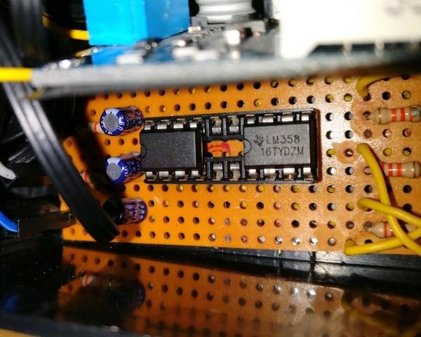 Приставка-индикатор загрузки компьютера - памяти, HDD, процессора