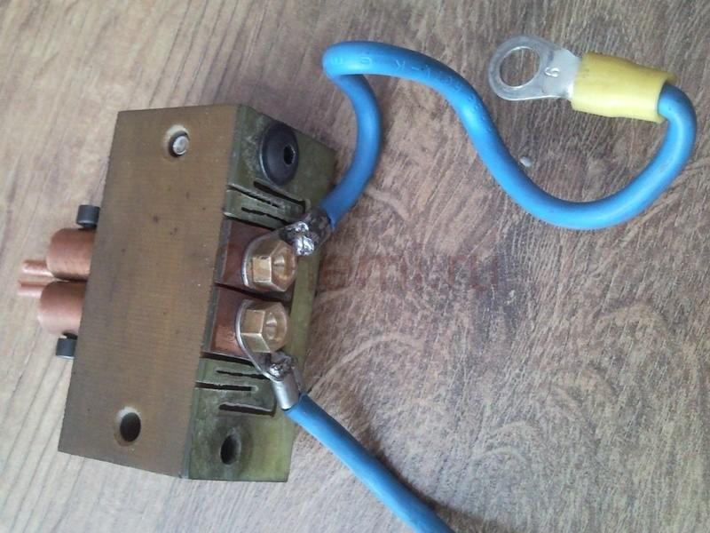 Конденсаторный сварочный аппарат для аккумуляторов