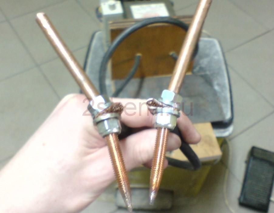 Делаем сварочный аппарат из трансформатора от микроволновки
