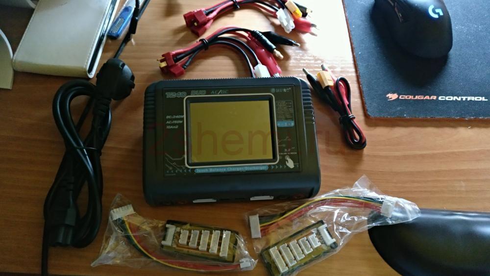 Зарядное устройство HTRC T240