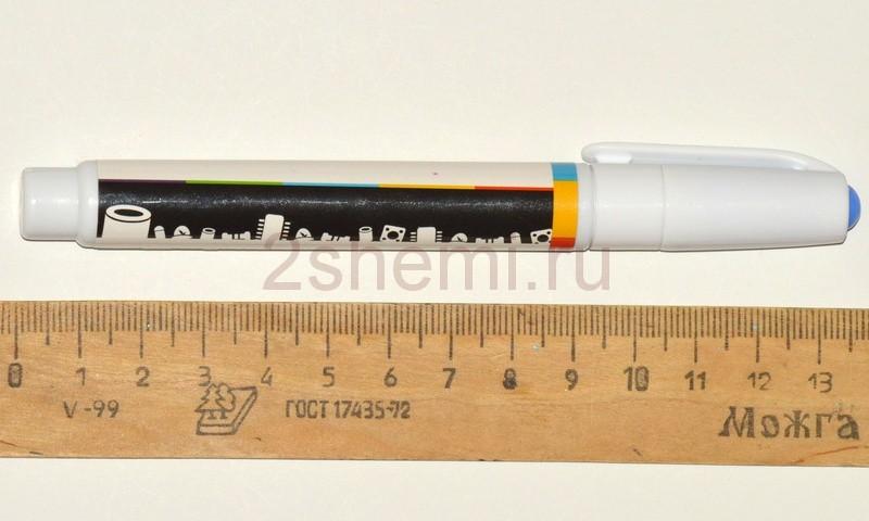 Ручка с токопроводящими чернилами