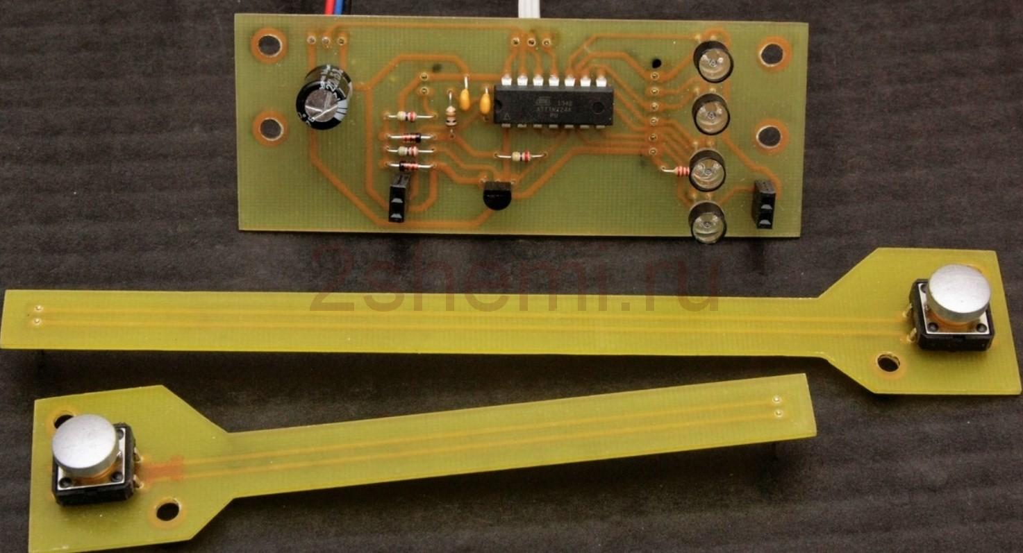 Схема внешнего ЦАП с USB