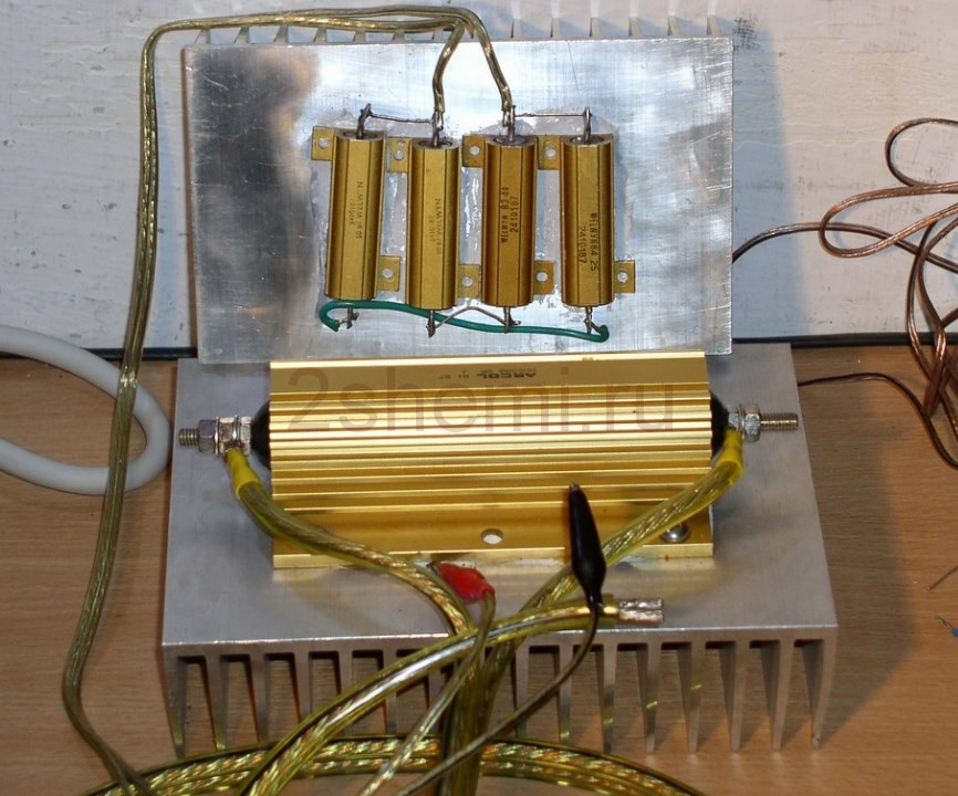 Усилитель мощности звука на 4 канала
