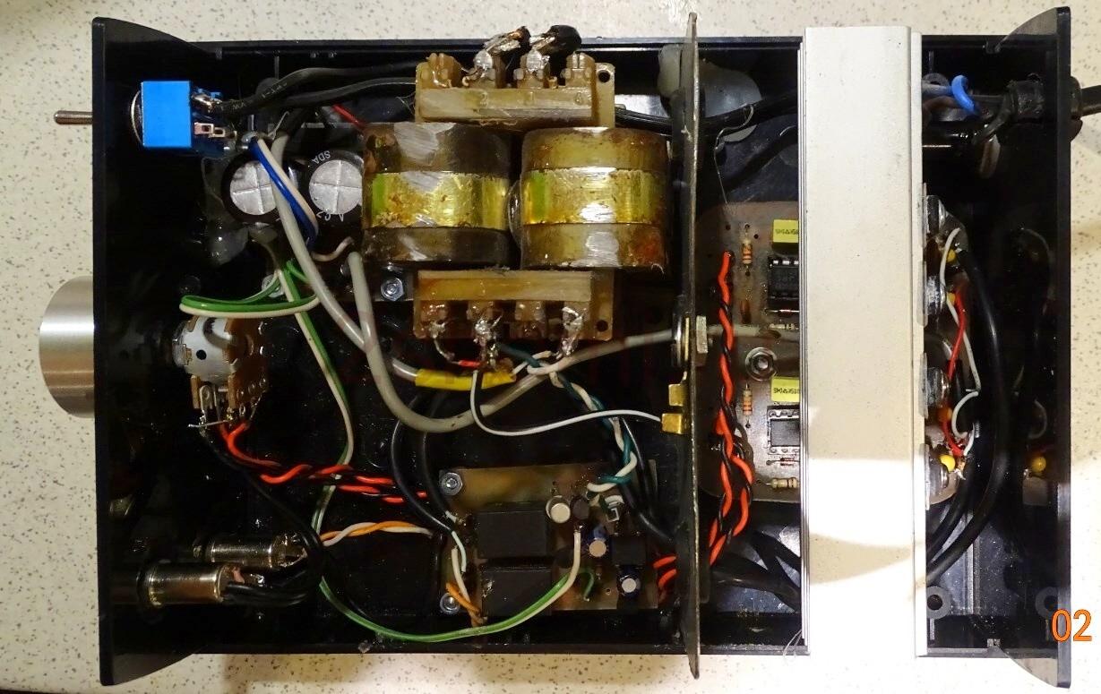 Высококачественный усилитель для наушников на ОУ и полевых транзисторах