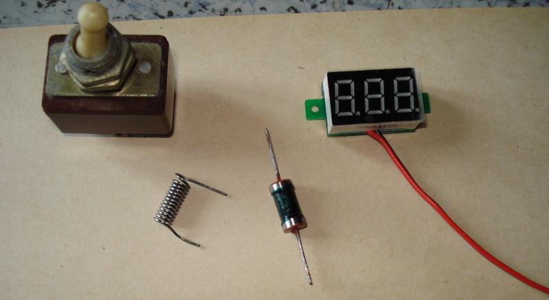 Как добавить амперметр в китайский вольтметр