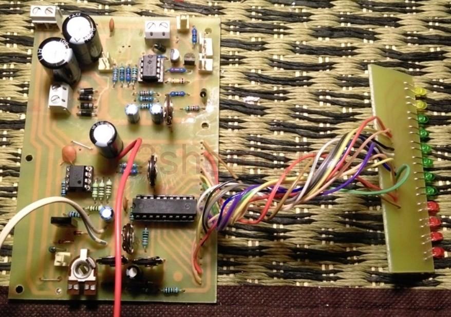 Зарядное устройство автомат для автомобильных АКБ