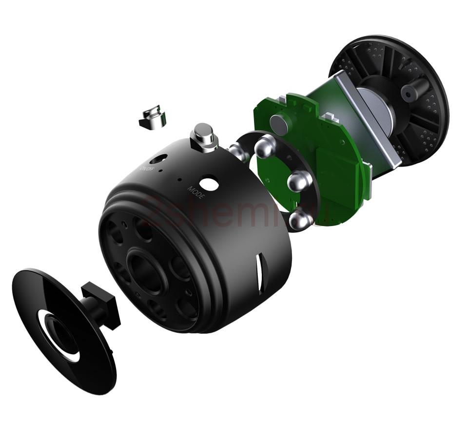 Видеокамера для скрытого видеонаблюдения беспроводная. Обзор, отзывы, цена.