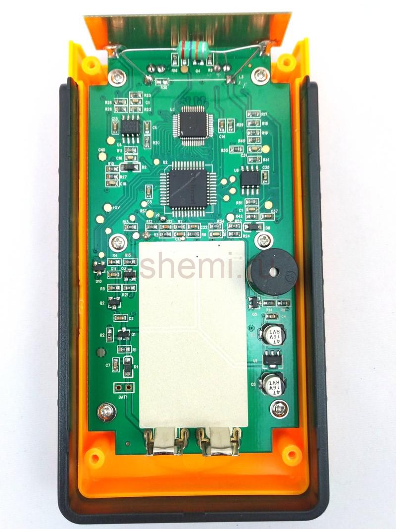 Измеритель электрического и электромагнитного поля BENETECH