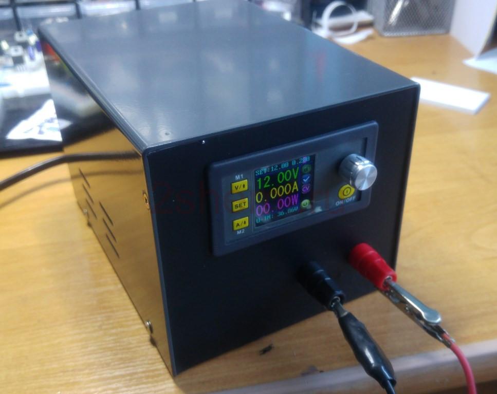Лабораторный блок питания на модуле DPS3003