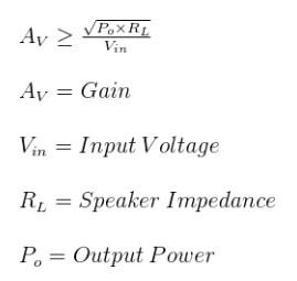 Как сделать усилитель звука