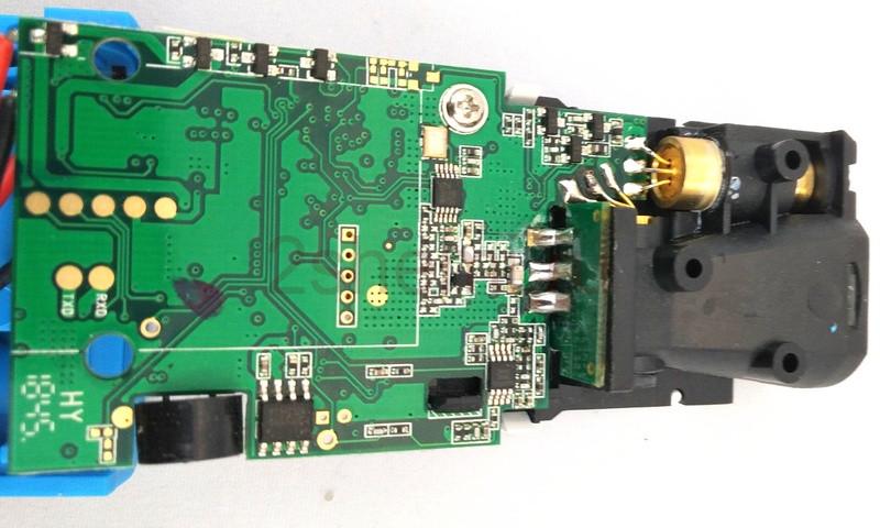 Лазерный дальномер SNDWAY: обзор и тестирование