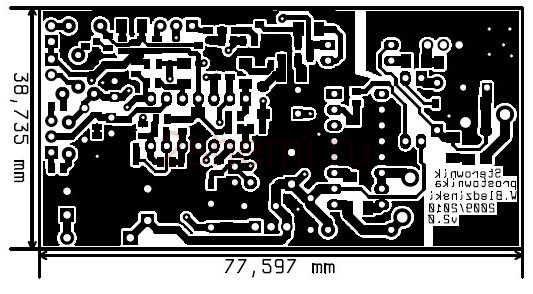 Зарядное устройство с регулировкой тока на микросхемах (без микроконтроллера)