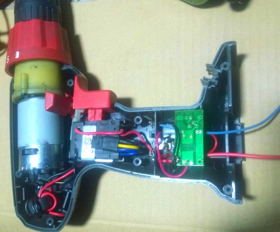 Гелевый свинцовый аккумулятор 12 В на замену для шуруповёрта