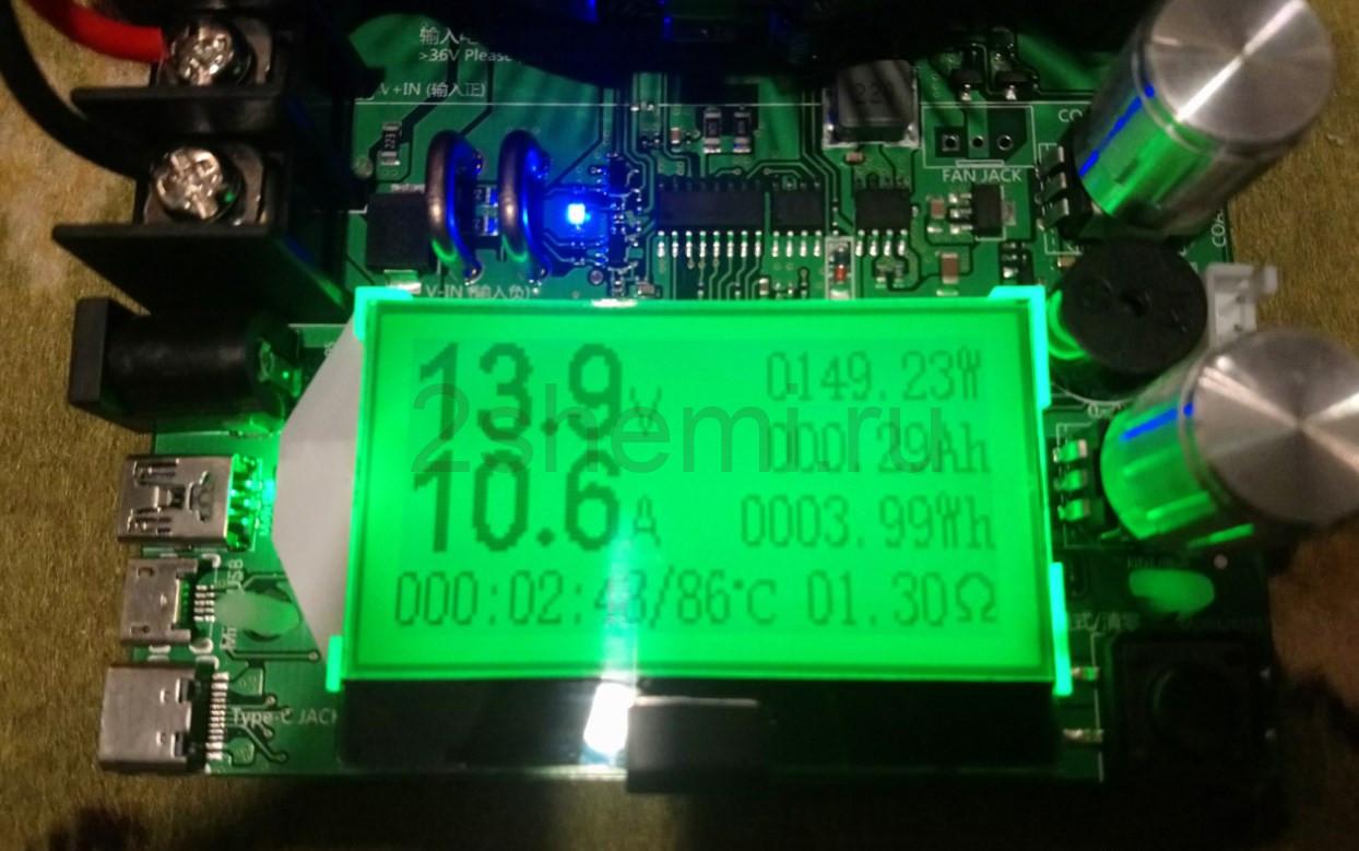 Многофункциональный цифровой ваттметр электроэнергии P06S-100 и P06S-20