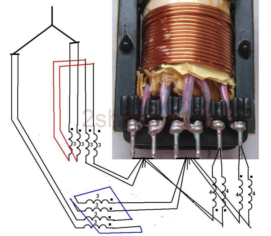 Блок питания 0-30 В из компьютерного БП ATX